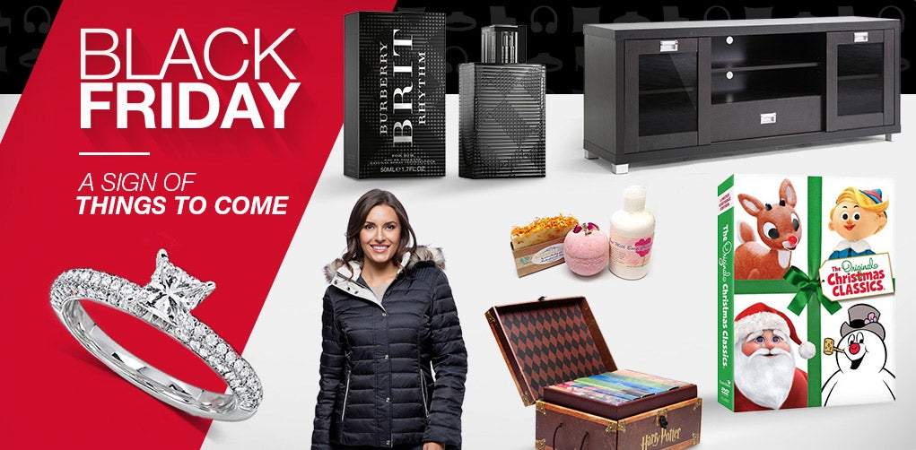 Black Friday - A Sign of Things to Come