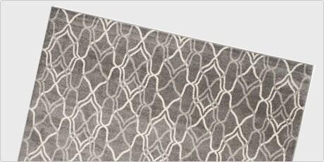 Safavieh Belize Shag Grey/ Taupe Rug (4' x 6')