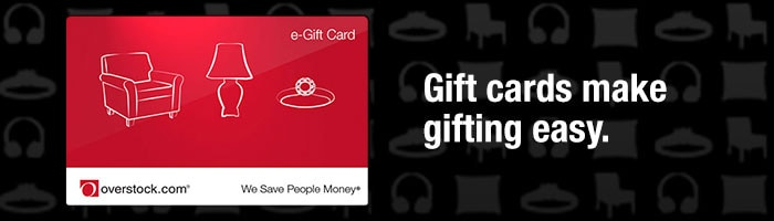 Gift cards make gifting easy