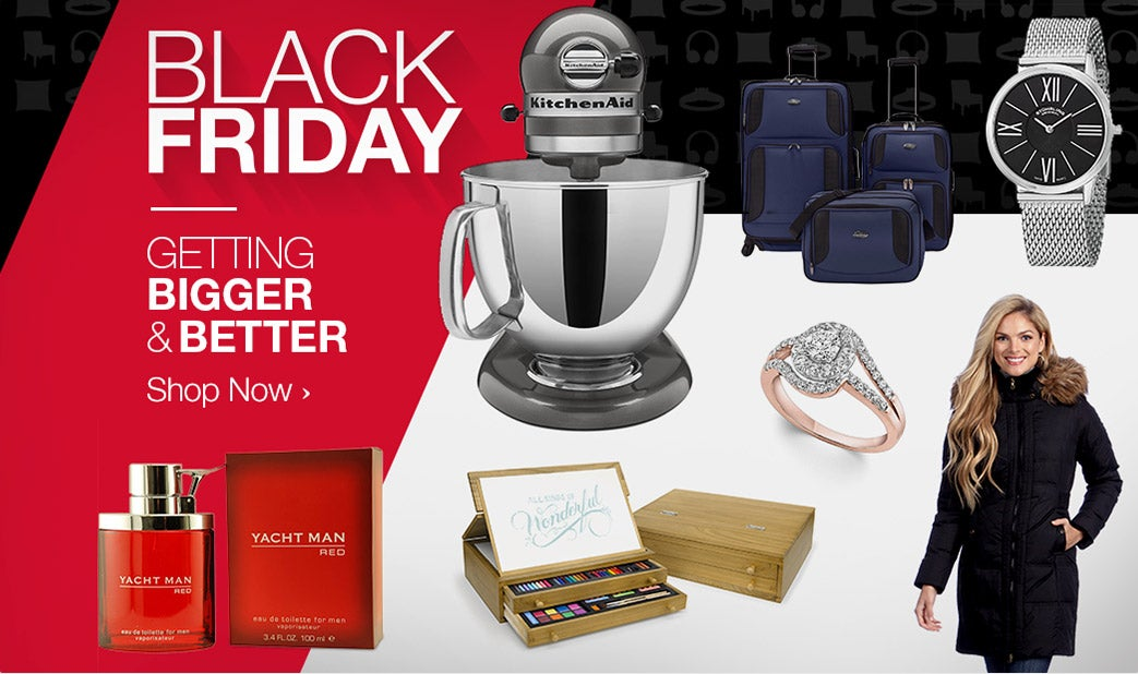 Black Friday - Getting Bigger & Better - Shop Now