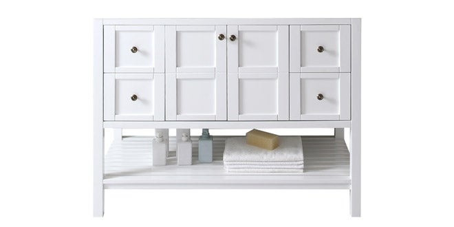 Up to 25% off + Extra 10% off Select Bathroom Furniture*