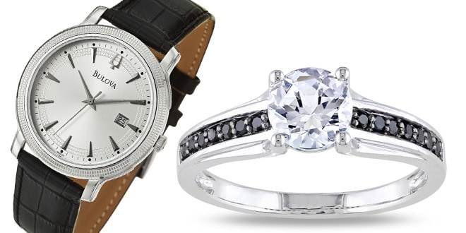 Up to 65% off + Extra 15% off Select Jewelry & Watches*