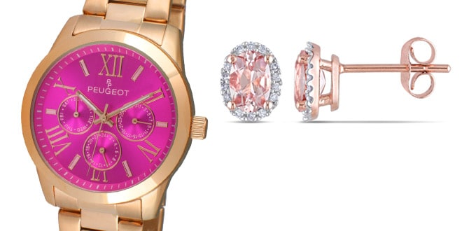 Up to 65% off + Extra 20% off Select Jewelry & Watches*