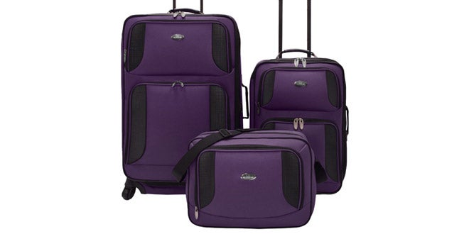 Up to 55% off + Extra 10% off Select Luggage & Bags*