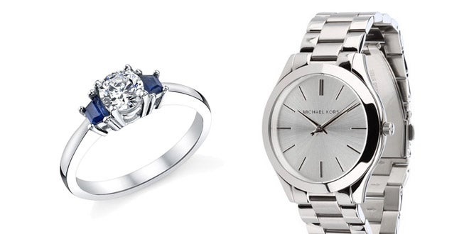 Up to 65% off + Extra 10% off Select Jewelry & Watches*