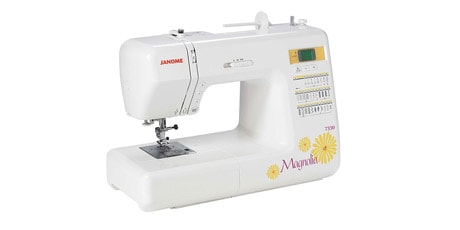Janome 7330 Magnolia Computerized Sewing Machin