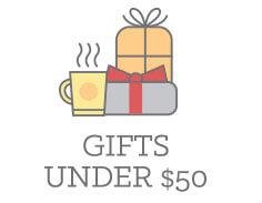 Find gifts under $50