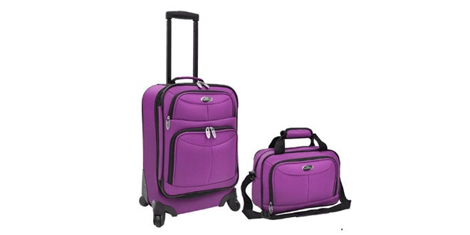 Up to 60% off + Extra 10% off Select Luggage & Bags*