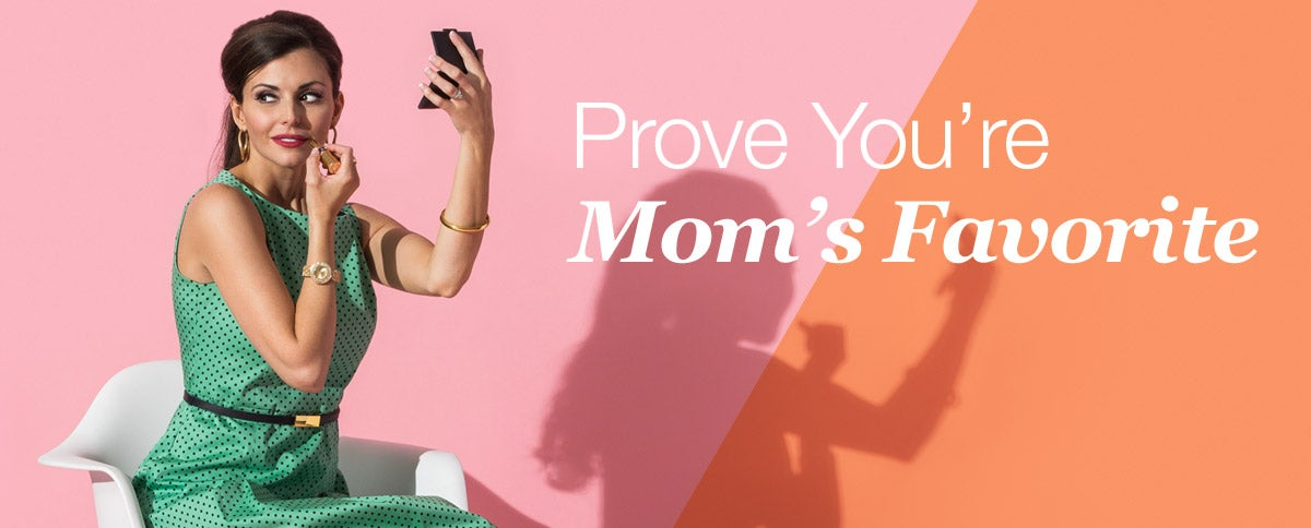 Prove Your Mom's Favorite