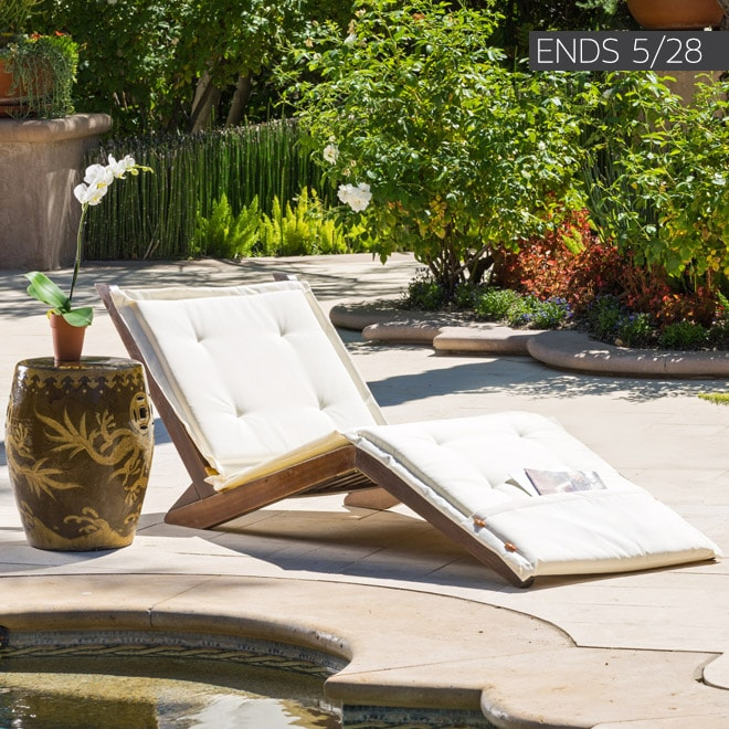 Ends 05/28 - Up to 70% off + Extra 10% off Select Garden & Patio*