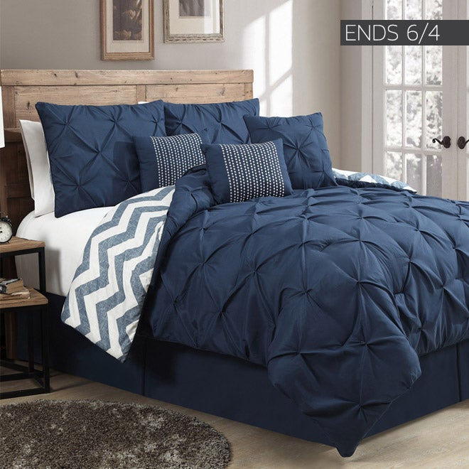 Ends 06/04 - Up to 50% off + Extra 10% off Select Bedding & Bath*