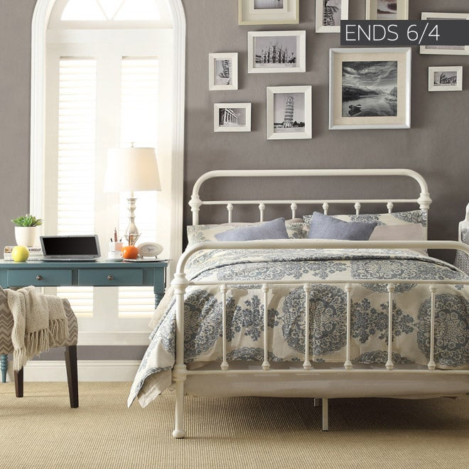 Ends 06/04 - Up to 45% off + Extra 10% off Select Bedroom Furniture*