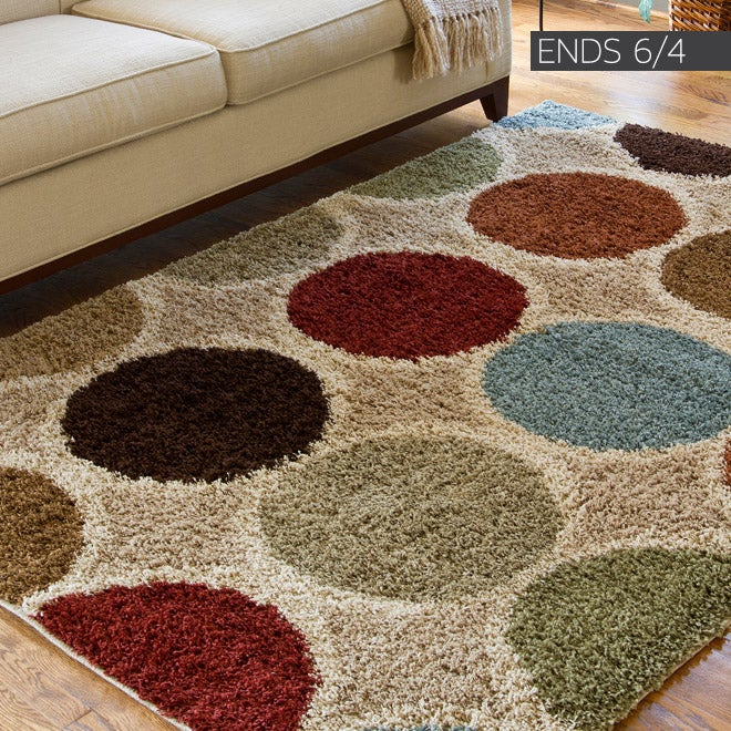 Ends 06/04 - Extra 15% off Featured Area Rugs*