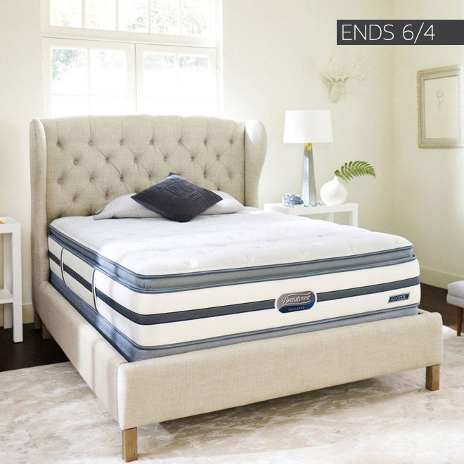 Ends 06/04 - Up to 60% off + Extra 10% off Select Mattresses & Memory Foam*