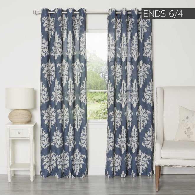 Ends 06/04 - Up to 30% off + Extra 10% off Select Window Treatments*