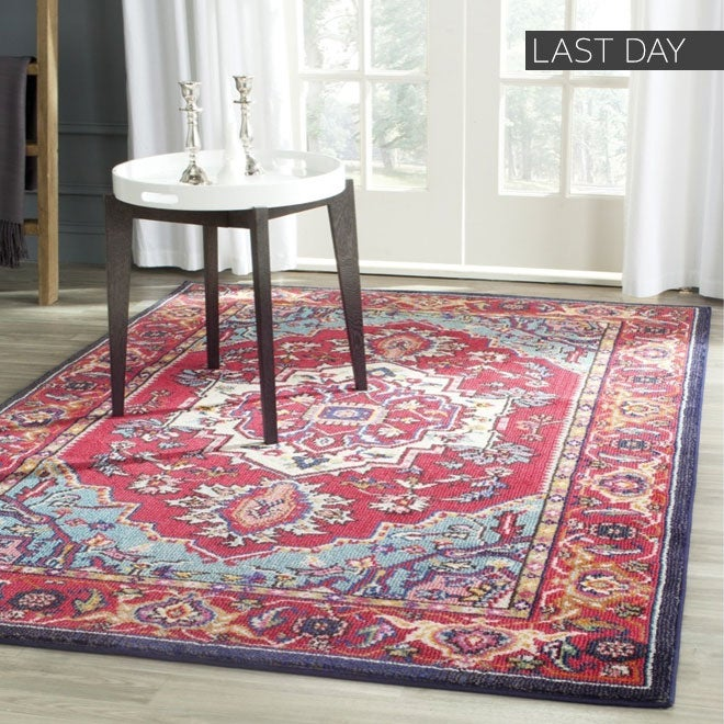 Last Day - Up to 70% off + Extra 15% off Select Area Rugs*