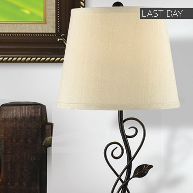 Last Day - Save on Featured Lighting by Design Craft