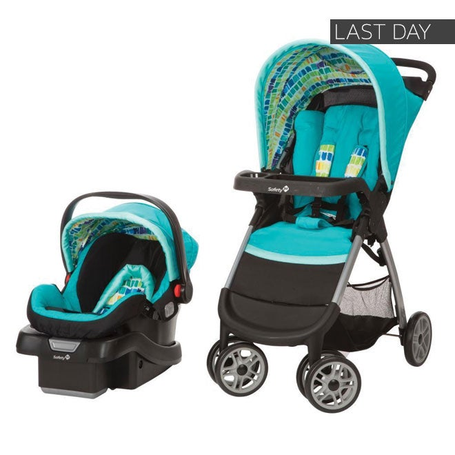 Last Day - Up to 45% off + Extra 10% off Select Baby Products*