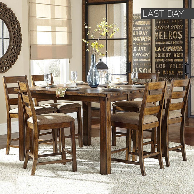 Last Day - Up to 40% off + Extra 10% off Select Dining Room Furniture*