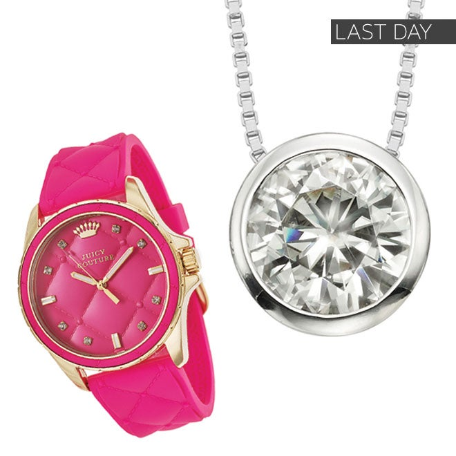 Last Day - Up to 60% off + Extra 15% off Select Jewelry & Watches*