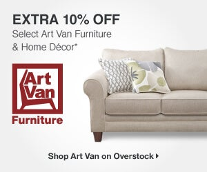 Extra 10% off Select products with Everyday Style From Art Van* - Shop Art Van on Overstock
