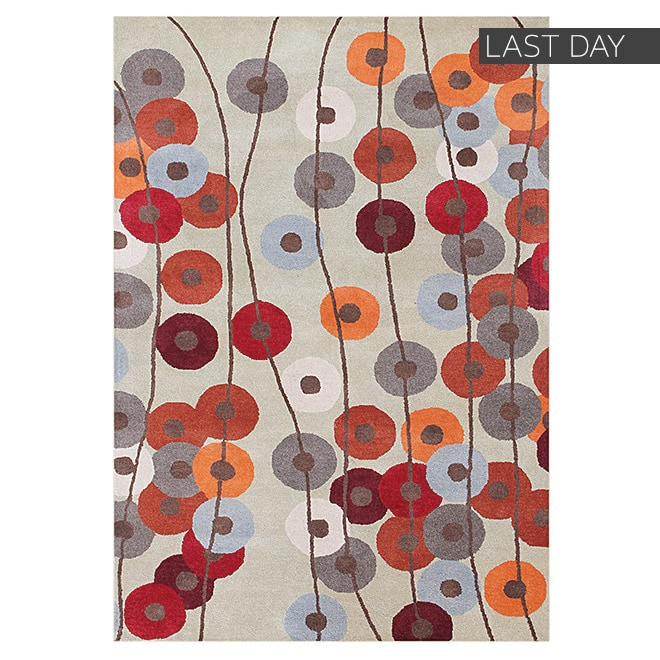 Last Day - Extra 15% off Featured Area Rugs by Alliyah*