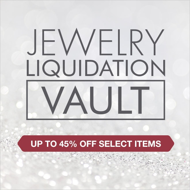 Jewelry Liquidation Vault Up to 45% off Select Items
