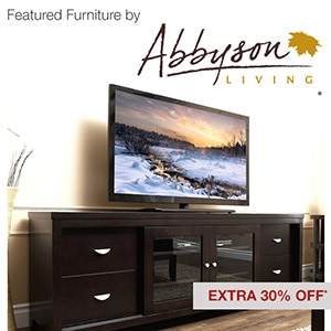 Extra 30% off* Featured Furniture by Abbyson Living®