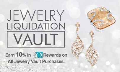 Jewelry Liquidation Vault - Up to 45% off Select Items