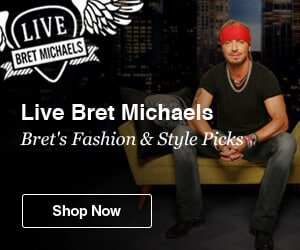 Live Bret Michaels