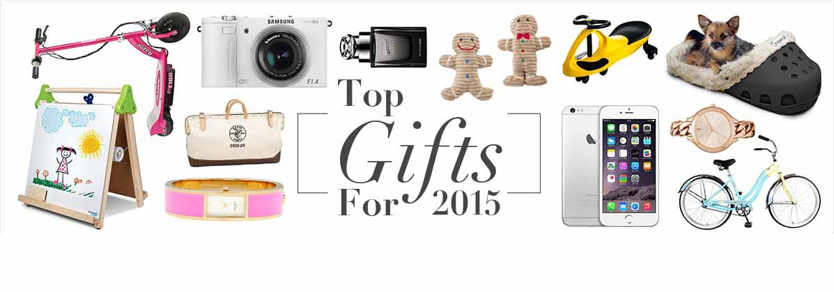 Top Gifts for 2015