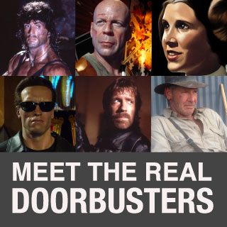 Meet the Real Doorbusters