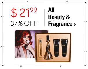 Rihanna Reb'L Fleur Women's 4-piece Gift Set $21.99 > 37% Savings