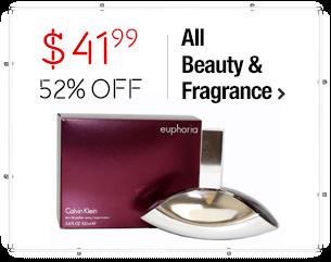 Calvin Klein Euphoria Women's 3.4-ounce Eau de Parfum Spray $41.99 > 52% OFF