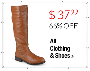 Journee Collection Women's 'Slant' Regular and Wide-calf Faux Leather Boots $37.99 > 66% OFF