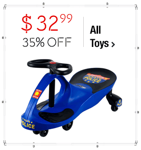 Wiggle Children's Ride-on Car $32.99 > 35% OFF