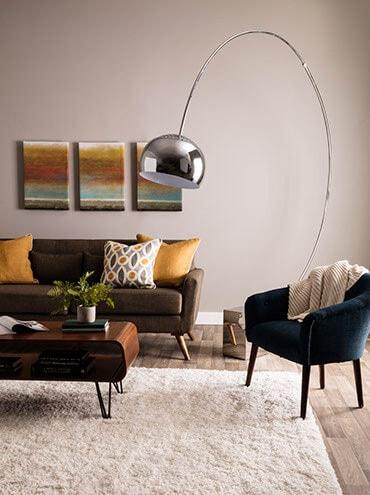 Mid-Century Modern Living Room Ideas