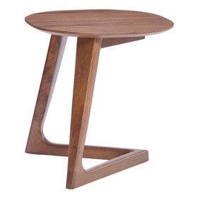 Mid-Century Modern Design Wood Element