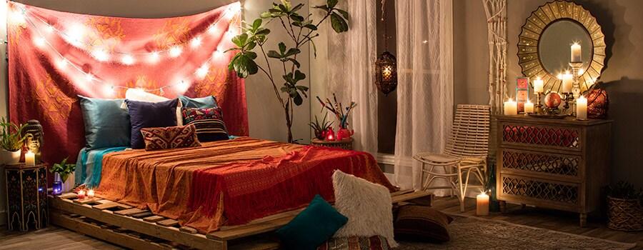 Boho Chic Furniture amp Decor Ideas Overstockcom