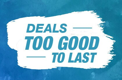 Deals too good to last