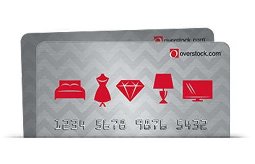 Overstock.com Store Credit Card