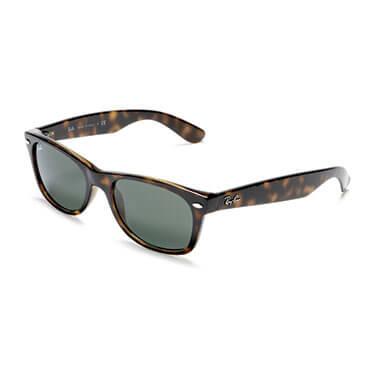 Rayban tortoise-shell sunglasses