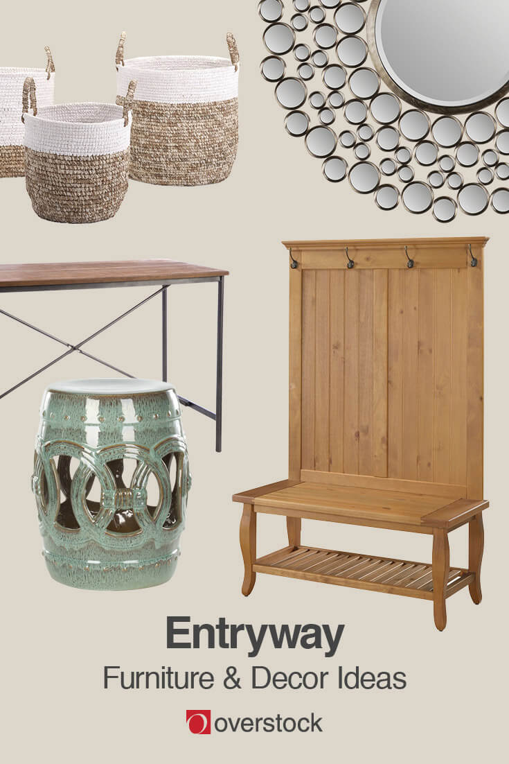 Overstock Foyer Furniture : Entryway furniture decor ideas overstock