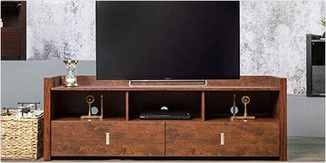 Furniture of America Valenciara Entertainment Console
