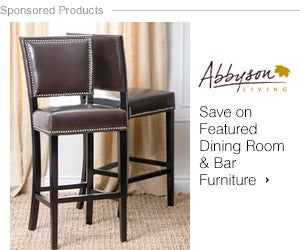 Dining room bar furniture shopping for Dining room furniture specials