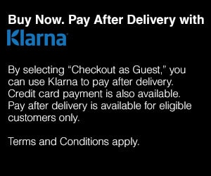 Buy Now. Pay After Delivery with Klarna