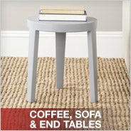 Coffee, Sofa & End Tables