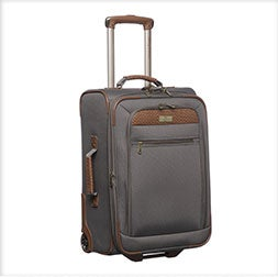 Packing up for college or headed abroad, a luggage set is a gift they can use for years to come.