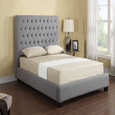 What are the benefits of a platform bed?