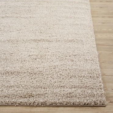 Look for rugs that are stain-resistant